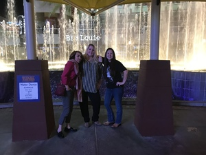 Blessed attended Kelly Clarkson: Meaning Of Life Tour on Feb 1st 2019 via VetTix
