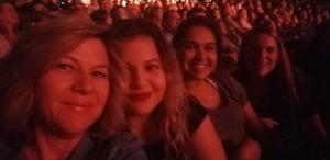 Jamie attended Kelly Clarkson: Meaning Of Life Tour on Feb 1st 2019 via VetTix