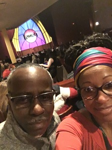 Shelia attended Laugh Factory Chicago - Drink Date Laugh! - 18+ Show on Feb 15th 2019 via VetTix