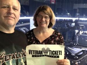 Norman attended Panic! At the Disco: Pray for the Wicked Tour With Two Feet on Feb 6th 2019 via VetTix