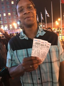 Glenn Whitfield attended Panic! At the Disco: Pray for the Wicked Tour With Two Feet on Feb 6th 2019 via VetTix