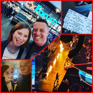 Gregory attended Panic! At the Disco: Pray for the Wicked Tour With Two Feet on Feb 6th 2019 via VetTix