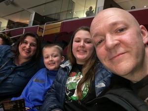Darko G. attended Cleveland Cavaliers vs. Boston Celtics - NBA on Feb 5th 2019 via VetTix