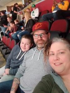 Jeremy attended Cleveland Cavaliers vs. Boston Celtics - NBA on Feb 5th 2019 via VetTix