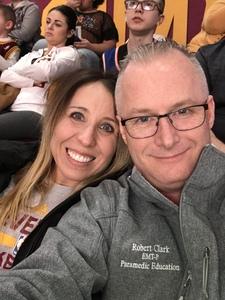 Robert attended Cleveland Cavaliers vs. Boston Celtics - NBA on Feb 5th 2019 via VetTix