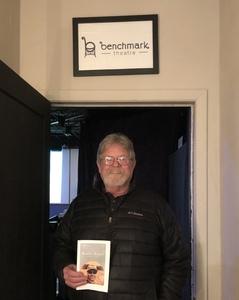 ROBERT attended Benchmark Theatre Presents Wakey, Wakey by Will Eno on Feb 15th 2019 via VetTix