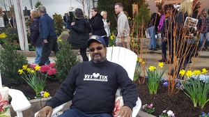 ROBERT attended Philly Home + Garden Show on Feb 15th 2019 via VetTix