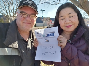 Jason attended Philly Home + Garden Show on Feb 15th 2019 via VetTix