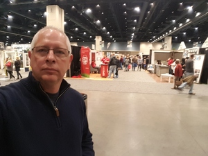 Jerry attended Downtown Raleigh Home Show on Feb 15th 2019 via VetTix