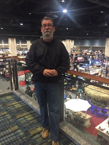 David attended Downtown Raleigh Home Show on Feb 15th 2019 via VetTix