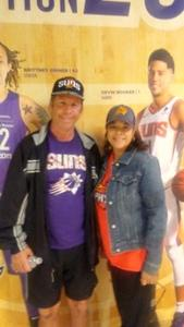 Paul attended Phoenix Suns vs. Houston Rockets - NBA on Feb 4th 2019 via VetTix