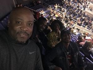 Ebonee attended Phoenix Suns vs. Houston Rockets - NBA on Feb 4th 2019 via VetTix
