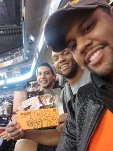 Ruben attended Phoenix Suns vs. Houston Rockets - NBA on Feb 4th 2019 via VetTix