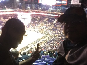 Adam attended Phoenix Suns vs. Houston Rockets - NBA on Feb 4th 2019 via VetTix