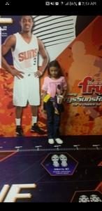 Scott attended Phoenix Suns vs. Houston Rockets - NBA on Feb 4th 2019 via VetTix