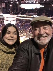 Richard attended Phoenix Suns vs. Houston Rockets - NBA on Feb 4th 2019 via VetTix