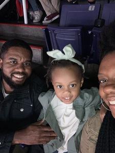 Ilen attended Phoenix Suns vs. Houston Rockets - NBA on Feb 4th 2019 via VetTix