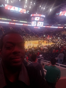 Herman attended Phoenix Suns vs. Houston Rockets - NBA on Feb 4th 2019 via VetTix