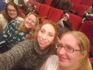 Melissa attended Swan Lake Performed by Ballet West - Wednesday on Feb 13th 2019 via VetTix