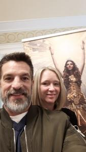 Pat attended Hymn Sarah Brightman in Concert - Adult Contemporary on Feb 5th 2019 via VetTix