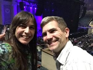Heidi attended Hymn Sarah Brightman in Concert - Adult Contemporary on Feb 5th 2019 via VetTix