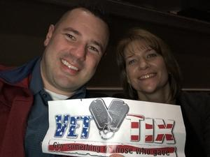 Robert attended Hymn Sarah Brightman in Concert - Adult Contemporary on Feb 5th 2019 via VetTix