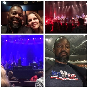 Roland attended Hymn Sarah Brightman in Concert - Adult Contemporary on Feb 5th 2019 via VetTix