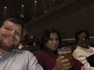 Stacey attended Hymn Sarah Brightman in Concert - Adult Contemporary on Feb 5th 2019 via VetTix