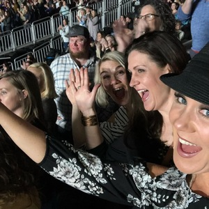 Michael attended Kelly Clarkson on Feb 7th 2019 via VetTix
