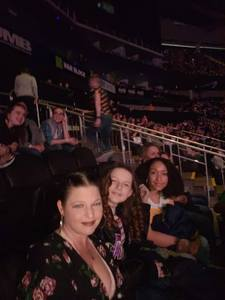 David attended Kelly Clarkson on Feb 7th 2019 via VetTix