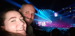 Scott attended Kelly Clarkson on Feb 7th 2019 via VetTix