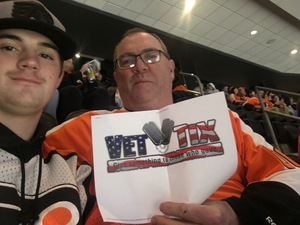 Click To Read More Feedback from Philadelphia Flyers vs. Vancouver Canucks - NHL