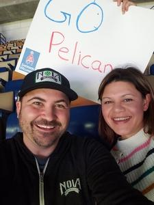 David attended New Orleans Pelicans vs. Indiana Pacers - NBA - Tonight! on Feb 4th 2019 via VetTix