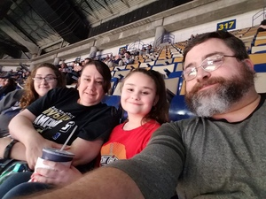 Charles attended New Orleans Pelicans vs. Indiana Pacers - NBA - Tonight! on Feb 4th 2019 via VetTix