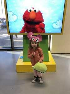 Preston attended Sesame Street Live! Let's Party! - Children's Theatre on Mar 6th 2019 via VetTix