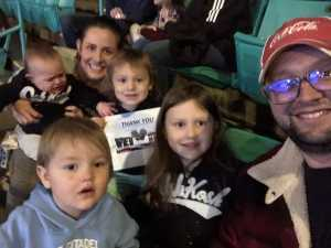 Miller attended Sesame Street Live! Let's Party! - Children's Theatre on Mar 6th 2019 via VetTix
