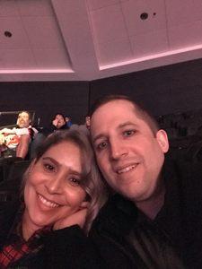 Jeremy B. attended New Jersey Devils vs. Carolina Hurricanes - NHL on Feb 10th 2019 via VetTix