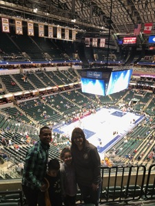 Jason attended Indiana Pacers vs. LA Clippers - NBA on Feb 7th 2019 via VetTix
