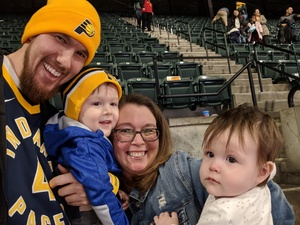 Matthew attended Indiana Pacers vs. LA Clippers - NBA on Feb 7th 2019 via VetTix