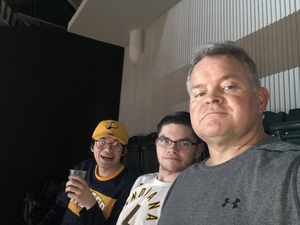 Ed S attended Indiana Pacers vs. LA Clippers - NBA on Feb 7th 2019 via VetTix
