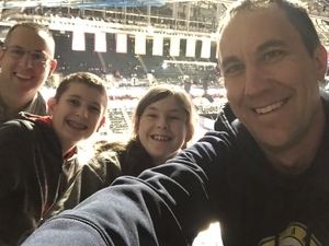 Keith attended Indiana Pacers vs. LA Clippers - NBA on Feb 7th 2019 via VetTix