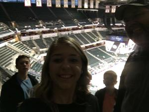 Matt attended Indiana Pacers vs. LA Clippers - NBA on Feb 7th 2019 via VetTix