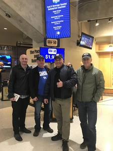 Eric attended Indiana Pacers vs. LA Clippers - NBA on Feb 7th 2019 via VetTix