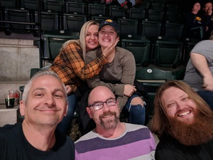 Scott attended Indiana Pacers vs. LA Clippers - NBA on Feb 7th 2019 via VetTix