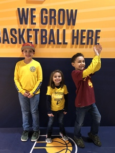 Jill attended Indiana Pacers vs. LA Clippers - NBA on Feb 7th 2019 via VetTix