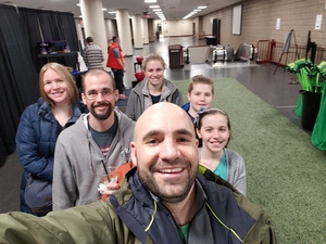 Danny attended St. Paul Home + Landscape Show - Tickets Good For Any One Day - * See Notes on Feb 15th 2019 via VetTix
