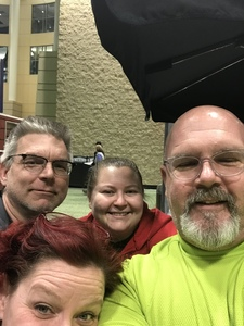 RANDY attended St. Paul Home + Landscape Show - Tickets Good For Any One Day - * See Notes on Feb 15th 2019 via VetTix