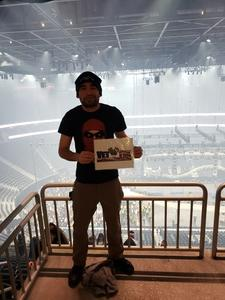 Win attended Travis Scott: Astroworld on Feb 6th 2019 via VetTix