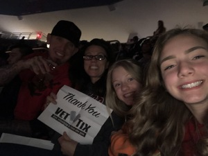 Robert attended Travis Scott: Astroworld on Feb 6th 2019 via VetTix