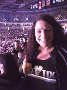 Brenda attended Kelly Clarkson: Meaning of Life Tour - Pop on Feb 8th 2019 via VetTix